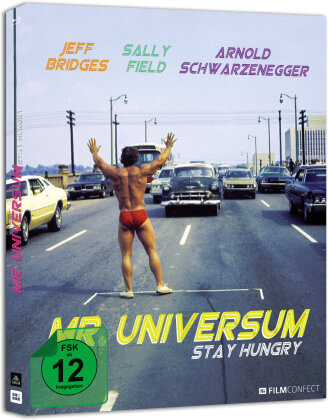 Mr. Universum - Stay Hungry (1976) (Digipack)