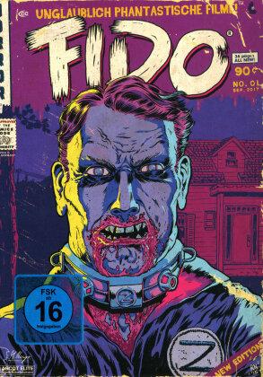 Fido (2006) (UPFC - Unglaublich Phantastische Filme Collection, Comic Cover, Limited Edition, Mediabook, Blu-ray + DVD)
