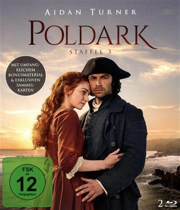 Poldark - Staffel 3 (2 Blu-rays)