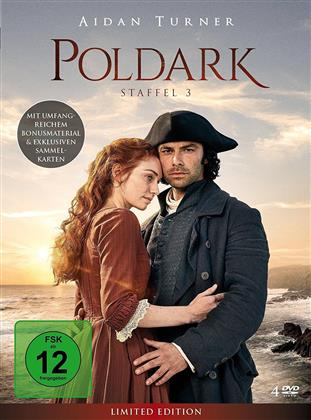 Poldark - Staffel 3 (Limited Edition, 4 DVDs)