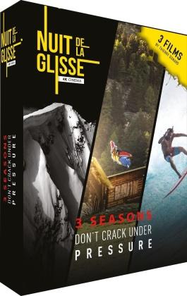 Don't crack under pressure - Intégrale 1 à 3 (3 Blu-rays)