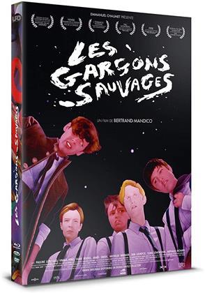 Les garçons sauvages (2017) (Schuber, Digibook, Blu-ray + DVD)
