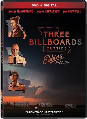 Three Billboards Outside Ebbing Missouri (2017)