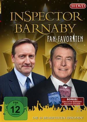 Inspector Barnaby - Fan - Favoriten (10 DVDs)