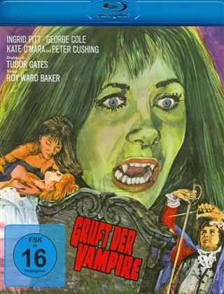Gruft der Vampire (1970) (Hammer Edition, Uncut)