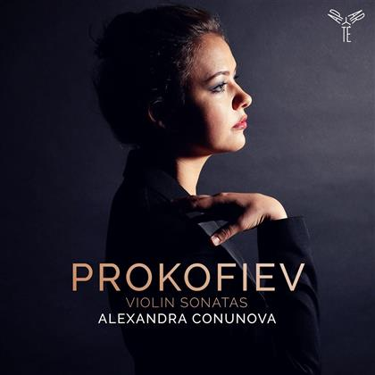 Serge Prokofieff (1891-1953), Alexandra Conunova & Michail Lifits - Violin Sonatas Nos. 1 & 2
