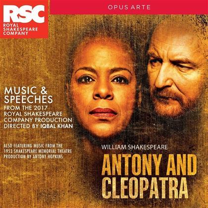Laura Mvula & William Shakespeare - Antony & Cleopatra - Music & Speeches - From The 2017 Royal Shakespeare Company Production