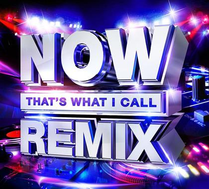 Now That's What I Call Remix (2 CDs)