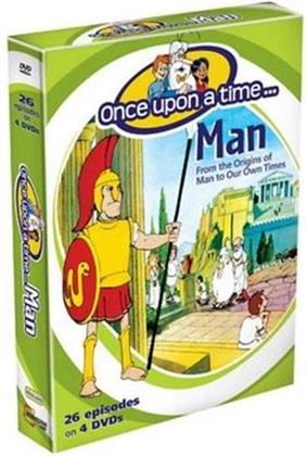 Once Upon A Time - Man (4 DVDs)
