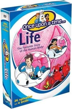 Once Upon A Time - Life (4 DVDs)
