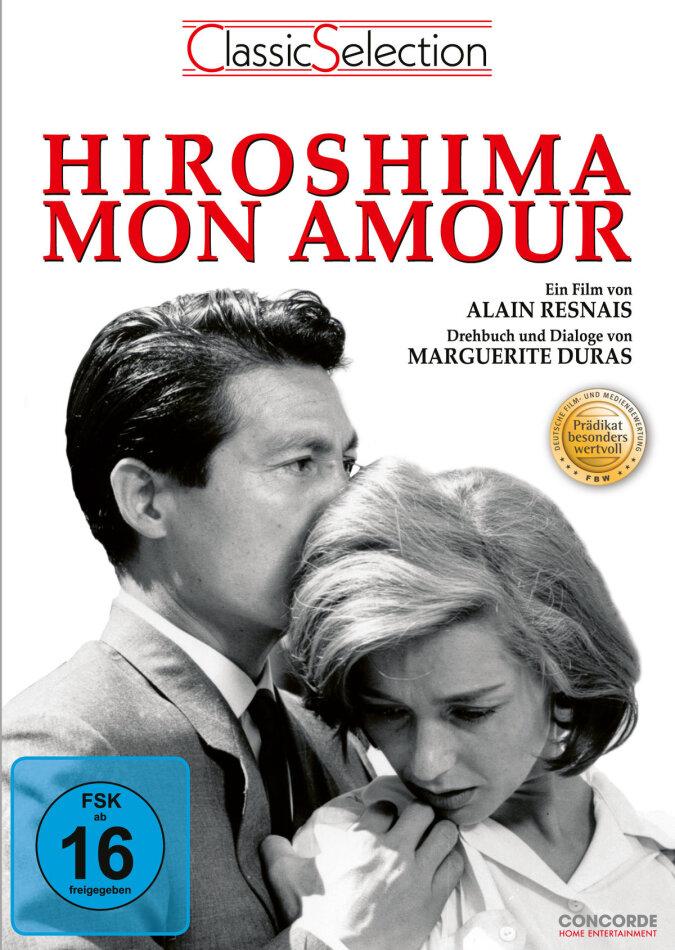 Hiroshima mon amour (1959) (Classic Selection, s/w)