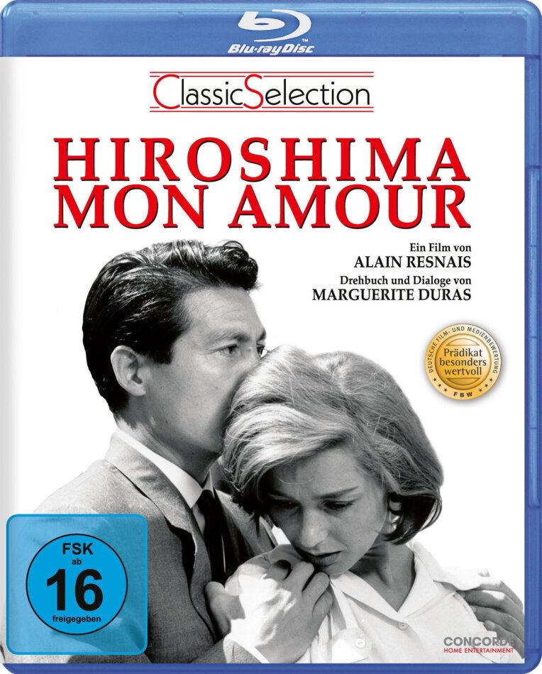 Hiroshima mon amour (1959) (Classic Selection, s/w, Restaurierte Fassung)