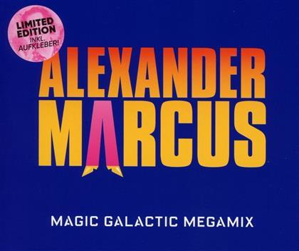 Alexander Marcus - Der Magic Galactic Megamix (Limited Edition)