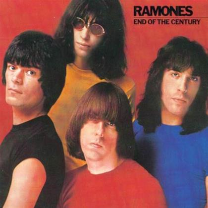 Ramones - End Of The Century (8th Records, LP)