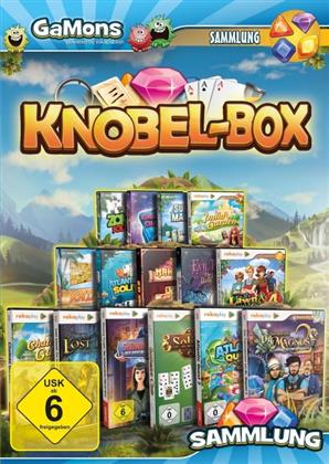 GaMons - Knobel-Box