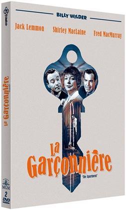 La garçonnière (1960) (s/w, 2 DVDs)