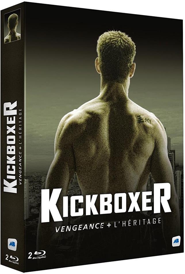 Kickboxer - Vengeance / L'héritage (2 Blu-ray)