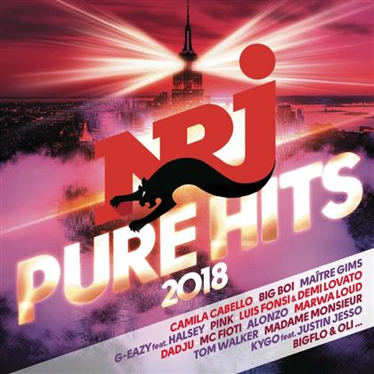 NRJ - Pure Hits 2018 (3 CDs)