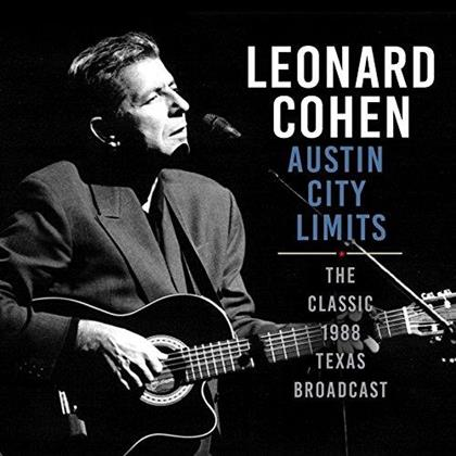 Leonard Cohen - Austin City Limits - The Classic 1988 Texas Broadcast