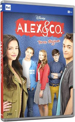 Alex & Co. - Stagione 3 (3 DVDs)