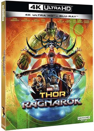 Thor 3 - Ragnarok (2017) (4K Ultra HD + Blu-ray)