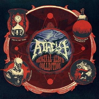Atheist - Original Album Collection (4 CDs)