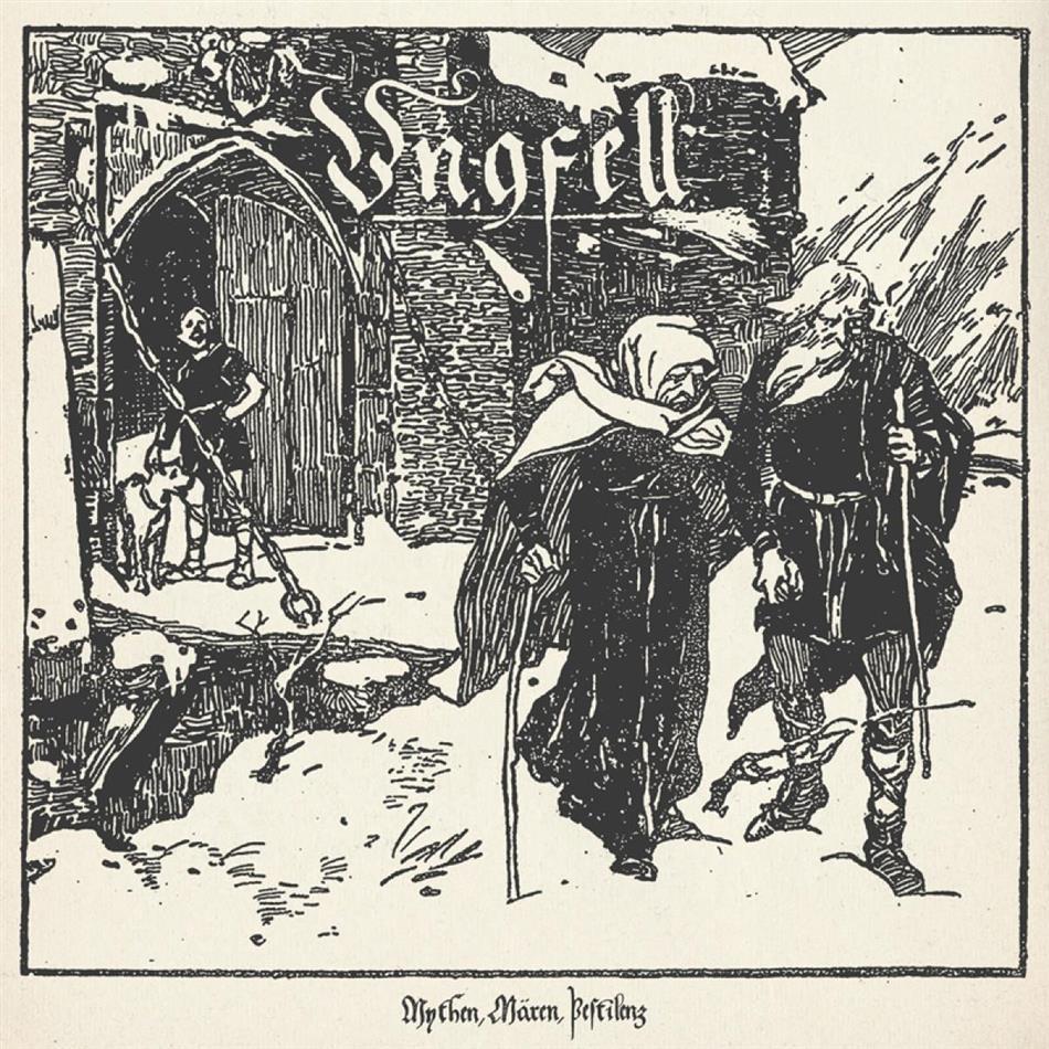 Ungfell - Mythen, Mären, Pestilenz (LP)