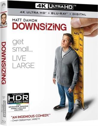 Downsizing (2017) (4K Ultra HD + Blu-ray)