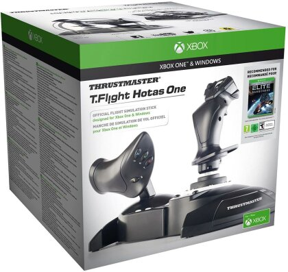 Thrustmaster - T.Flight Hotas One Flight Stick + Throttle [XBX/XONE/PC]