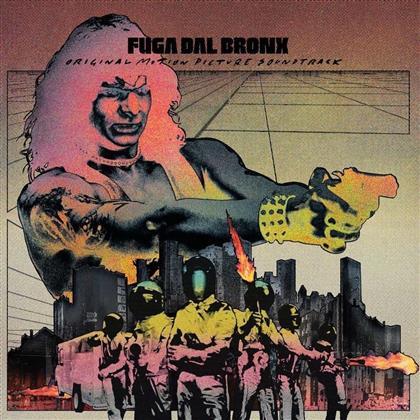 Francesco De Masi - Fuga Dal Bronx - OST (LP)