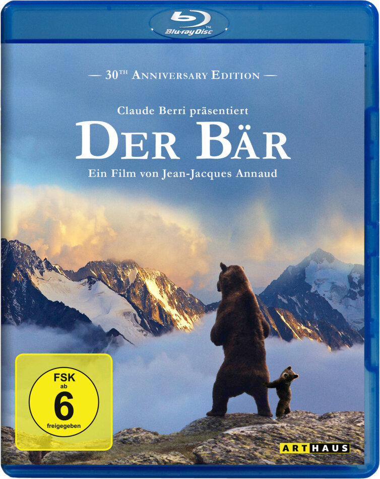 Der Bär (1988) (Arthaus, 30th Anniversary Edition)