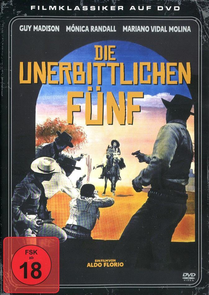 Die unerbittlichen Fünf (1966) (Filmklassiker)