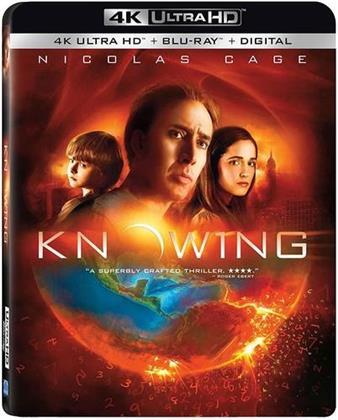 Knowing (2009) (4K Ultra HD + Blu-ray)