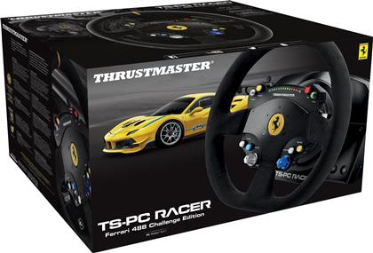 Thrustmaster - TS-PC Racer Ferrari 488 Challenge Edition Wheel