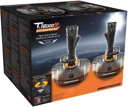 Thrustmaster - T.16000M FCS Space Sim Duo Flight Stick