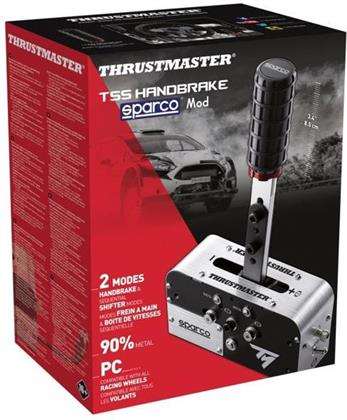 Thrustmaster - TSSH Sequential Shifter and Handbrake Sparco - Add on Mod