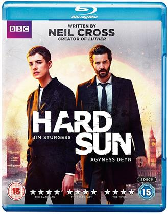 Hard Sun - Season 1 (BBC, 2 Blu-ray)