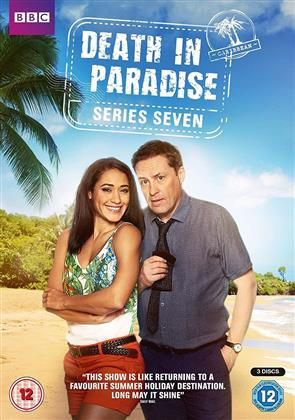 Death in Paradise - Series 7 (BBC, 3 DVDs)