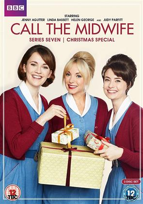 Call The Midwife - Series 7 (BBC, 3 DVD)