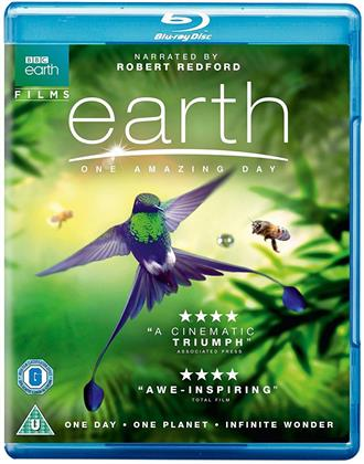 Earth - One Amazing Day (2017) (BBC Earth)
