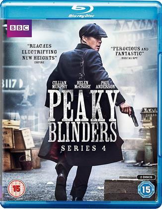 Peaky Blinders - Season 4 (BBC, 2 Blu-rays)