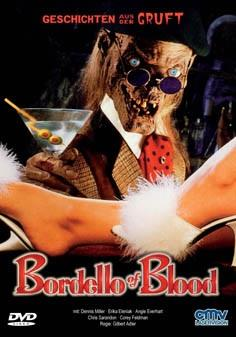 Bordello of Blood (1996) (Kleine Hartbox, Cover B, 15th Anniversary Edition, Collector's Edition, Uncut)