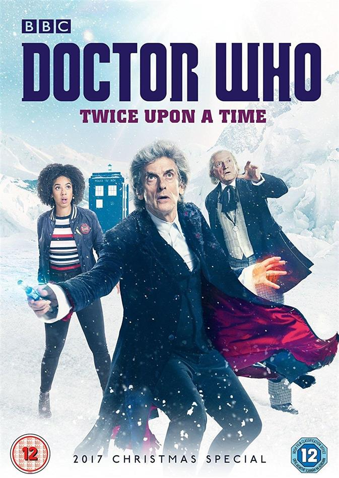 Doctor Who - Christmas Special - Twice Upon A Time (2017) (BBC)