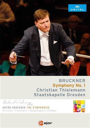 Sächsische Staatskapelle Dresden & Christian Thielemann - Bruckner - Symphony No. 1 (C Major, Unitel Classica)