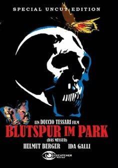 Blutspur im Park (1971) (Kleine Hartbox, Cover B, Special Edition, Uncut)