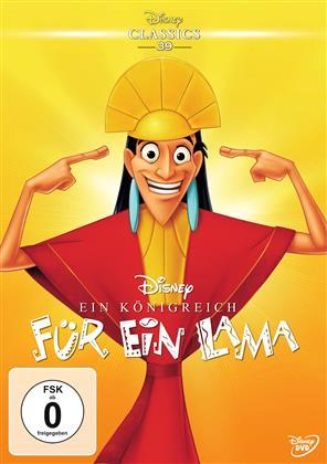 Ein Königreich für ein Lama (2000) (Disney Classics)