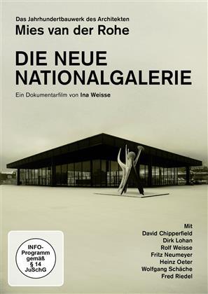 Die neue Nationalgalerie (s/w)