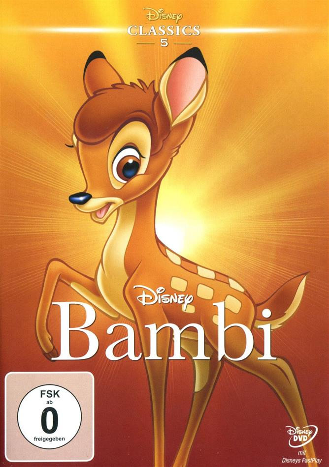 Bambi (1942) (Disney Classics)