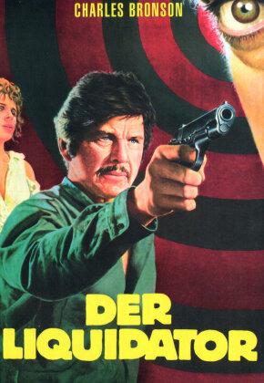 Der Liquidator (1984) (Cover A, Limited Edition, Mediabook, Uncut, Blu-ray + DVD)