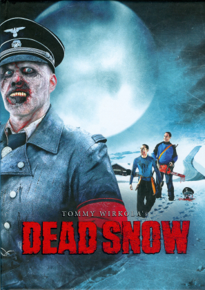 Dead Snow (2009) (Cover A, Limited Edition, Mediabook, Uncut)